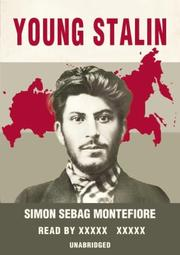 Cover of: Young Stalin | Simon Sebag-Montefiore
