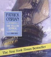 Cover of: The Yellow Admiral (Aubrey-Maturin)