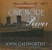 Cover of: One More River (Forsyte Chronicles)