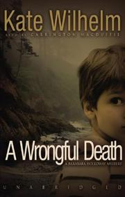 Cover of: A Wrongful Death: A Barbara Holloway Novel