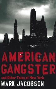 Cover of: American Gangster and Other Tales of New York