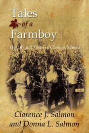 Cover of: Tales of a Farmboy | Clarence, J. Salmon