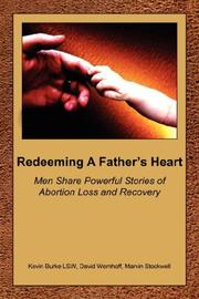 Cover of: Redeeming A Father