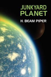 Cover of: Junkyard Planet