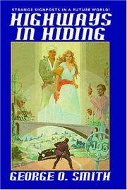 Cover of: Highways in Hiding