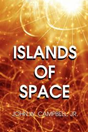 Cover of: Islands of Space