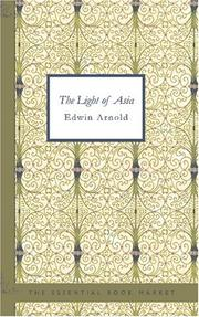 Cover of: The Light of Asia