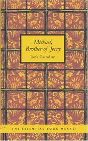 Cover of: Michael, Brother of Jerry
