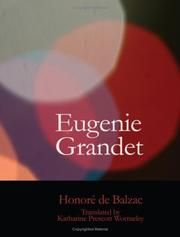 Cover of: Eugenie Grandet (Large Print Edition) | HonorГ© de Balzac