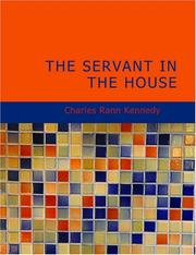 Cover of: The Servant in the House