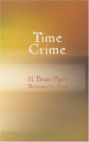 Cover of: Time Crime
