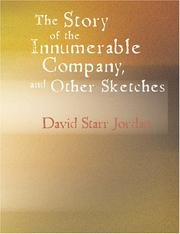 Cover of: The Story of the Innumerable Company, and Other Sketches