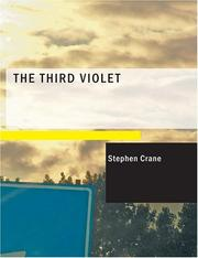 Cover of: The third violet