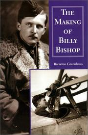 Cover of: The making of Billy Bishop