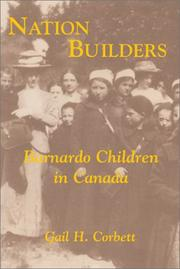 Cover of: Nation Builders | Gail H. Corbett