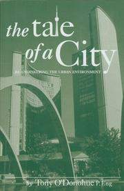 The tale of a city by Tony O'Donohue