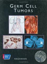 Cover of: Germ cell tumors |