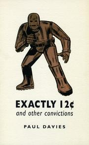 Cover of: Exactly 12 [cents] and other convictions