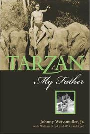 Cover of: Tarzan, My Father | Jr., Johnny Weissmuller