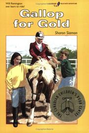 Cover of: Gallop for Gold