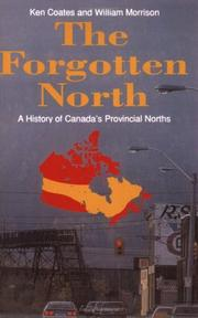 Cover of: The forgotten North