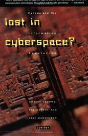 Cover of: Lost in cyberspace?