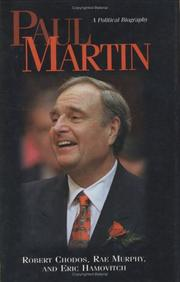 Cover of: Paul Martin
