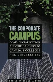 Cover of: The Corporate Campus