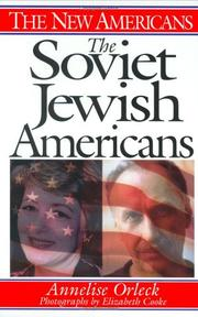 Cover of: The Soviet Jewish Americans