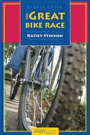 Cover of: The Great Bike Race (Streetlights)