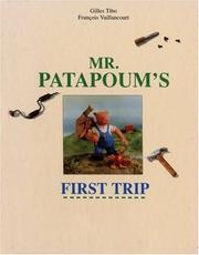 Cover of: Mr. Patapoum's first trip
