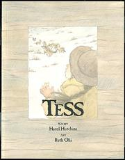 Cover of: Tess | H. J. Hutchins