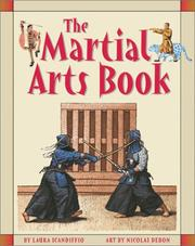 Cover of: The Martial Arts Book | Laura Scandiffio