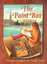 Cover of: Paint Box