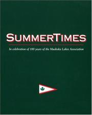 Cover of: Summertimes |