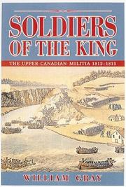 Cover of: Soldiers of the king