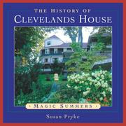 Cover of: The History of Clevelands House