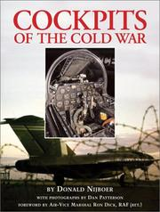 Cover of: Cockpits of the Cold War