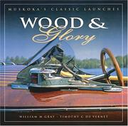 Cover of: Wood & glory