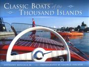Cover of: Classic Boats of the Thousand Islands