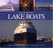 Cover of: Lake Boats