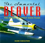 Cover of: The Immortal Beaver