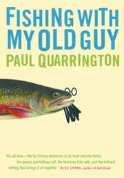 Cover of: Fishing with my old guy / Paul Quarrington