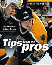 Cover of: Hockey tips from the pros
