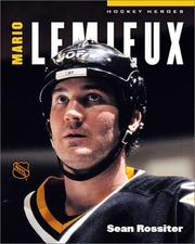 Cover of: Mario Lemieux