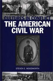 Cover of: Cultures in conflict--the American Civil War