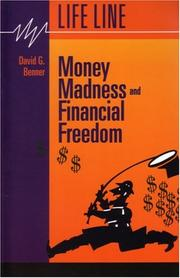 Cover of: Money Madness & Financial Freedom (Life Line Ser.))