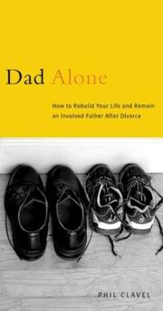 Cover of: Dad Alone | Phil Clavel
