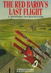 Cover of: Red Baron