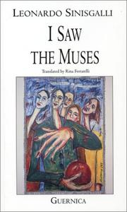 Cover of: I saw the muses: selected poems, 1931-1942